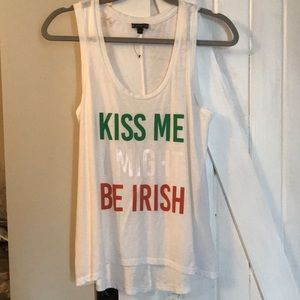 Express kiss me tank small